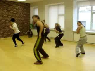 LITVINOVA Dance Club в МосквеМастер-класс с Антоном Сиротовым!