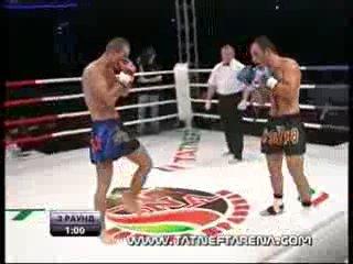 Армен Исраэлян (г. Саратов) VS Filip Rzadek (Польша)