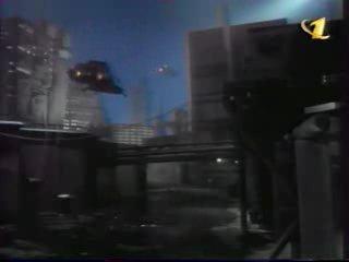 Космическая полиция 2 серия