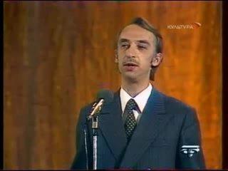 Александр Иванов. 1980. пародия на В.Сидорова
