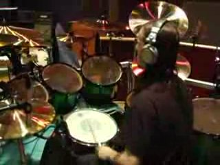 Joye Jordison Drums solo