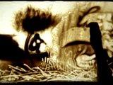 Рисунки из песка