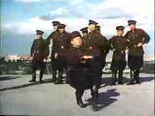 Солдатский танец на Воробьёвых горах