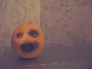 Надоедливый апельсин(про мишу и крюксика!!)