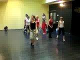 Быстрый танец для пятого отчетного концерта