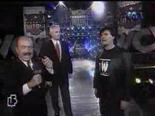 Титаны реслинга на ТНТ с Н Фоменко 5 лет WCW Nitro 26 октября 1998 года