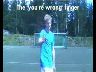 Уроки футбольной симуляции =))