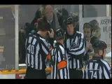 December 5th, 2009 Miikka Kiprusoff Calgary Flames Makes An Outstanding The Save On San Jose Sharks