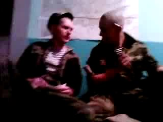 Снайпер Кронк и связист Ясенцево Поле - Песня про связистов.