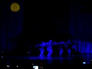 Танец мусора-ХМФ
