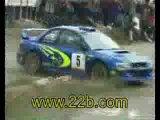 WRC 1999 Subaru Impreza WRX STi(22B)