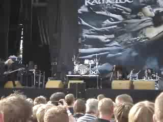 Kamelot -When the lights are down- Live at TT Assen 2 of 7