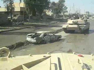 Дураки на танке.