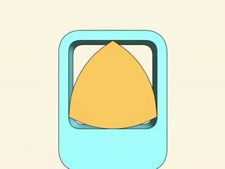 Математические этюды. Треугольник Рело и треугольное сверло
