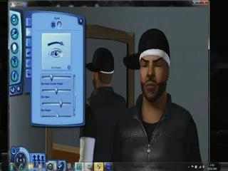 Как создать Ice Cube в Sims 3