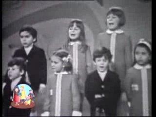 Zecchino d'oro - Volevo un gatto nero(1969)