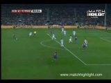 Барселона - Малага 2:1 Месси