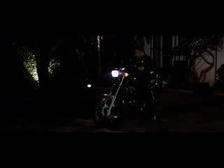 Honda  VF 1100 в фильме