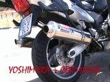 Honda CBR1100XX BlackBird Yoshimura.