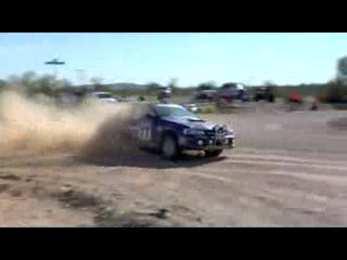 The Desert Storm Rally Part 2  The Race