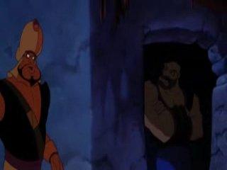Aladdin and the King of Thieves / Аладдин и Король Разбойников (1995) (in English)