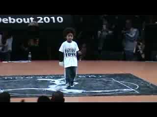 Juste Debout 2010 - Future Funk