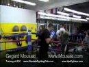 HyeFighter Gegard Mousasi Standup Training