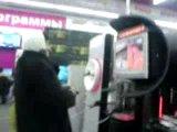 Медиа Маркт4. Бабка рубит в Tony Hawk`s на Playstation 3