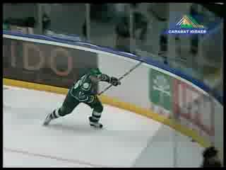 Салават Юлаев (Уфа) - Динамо (Москва) - 3:0