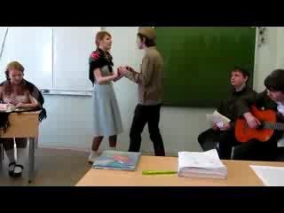 Творческий урок МХК (Мировая Художественная культура)
