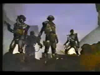 Капитан Пауэр и его солдаты будущего / Captain Power and The Soldiers of the Future