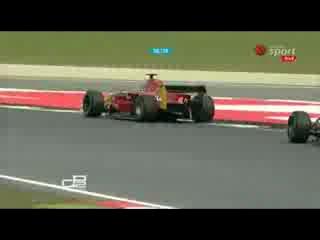 GP2 2010. Этап 1 - Испания. Вторая гонка