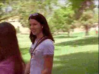 Девочки Гилмор / Gilmore girls / Сезон 2, Серия 4