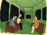 Casiotone For The Painfully Alone - Subway home