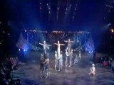 Цирк Солнца (Cirque du Soleil) - Акробаты-Вольтижёры
