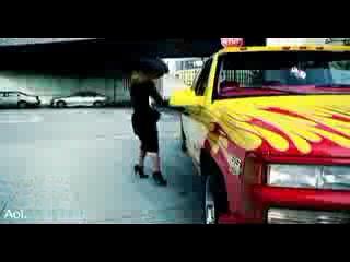 Lady Gaga + Beyonce - Telephone (Запрещенный и просто охренительный клип)