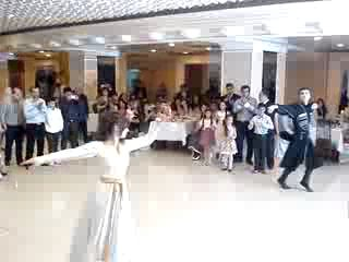 Грузинский танец Картули (Свадьба Григория и Дины)