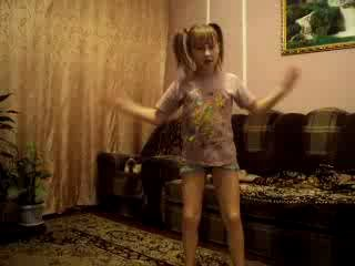 клипп про Иру Воробьёву, а музыка Сявы!