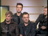 Westlife on London tonight, 25March2010