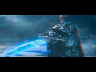 WoW - Wrath of the Lich King 3D Stereo Anaglyph (анаглиф)