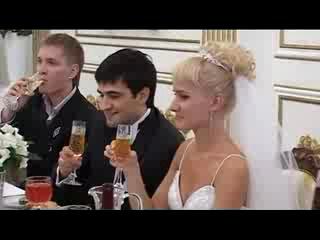 Свадьба дагестанца и русской красавицы в Екатеринбурге