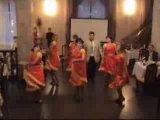 Юбилей В.А.Мосьпана. Танец