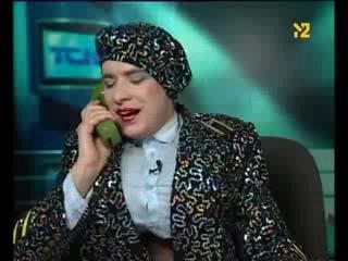 Ірина Білик у програмі «СВ-Шоу» (частина 3), 1998 рік