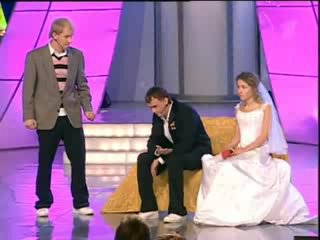 КВН 2009 Триод и Диод - свадебная ночь в отеле