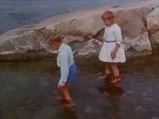 Мы на острове Сальткрока (1964) - фрагмент на шведском языке