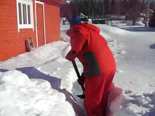 зима 2010 Ленок..