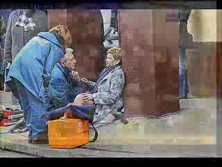 Клип - два теракта в Москве в Метрополитене 29.03.2010г.