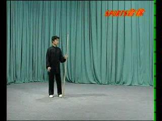 瘋魔棍 Фэн Мо Гунь . Обучение. 2 часть