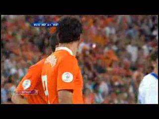 Россия 3 1 Голландия UEFA Euro 2008