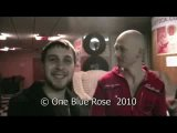 Группа One Blue Rose крупным планом!
